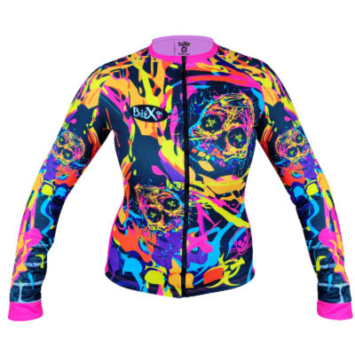 ciclismo Ciclismo maillot mujer largo radiactive del 400x400
